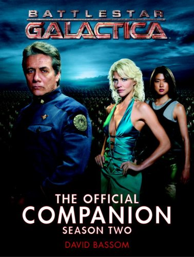 Download Battlestar Galactica: The Official Companion Season Two pdf epub
