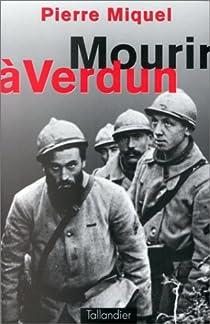Mourir à Verdun par Miquel