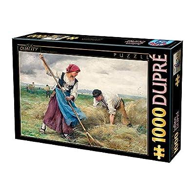 Unbekannt D Toys 72788 Puzzle 1000 Julien Dupre