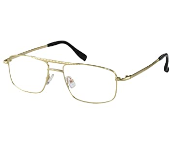 faaa5b55e72 Image Unavailable. Image not available for. Color  EyeBuyExpress Mens  Reading Glasses Reader Cheaters Anti Reflective Retro Style ...