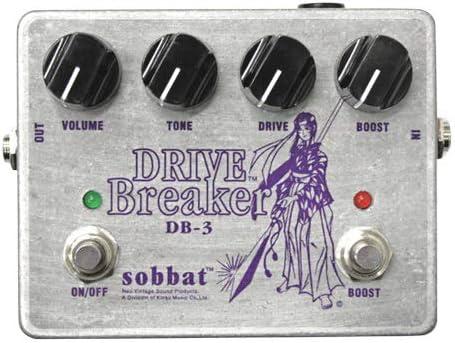 sobbat ソバット Drive Breaker 3 DB-3 ディストーション・オーバードライブ