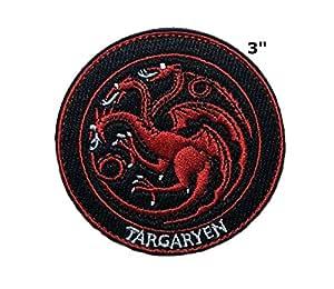 Targaryen - Escudo de casa - 3