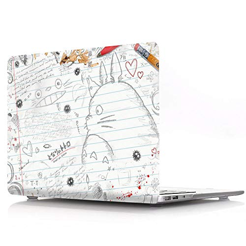HRH Drawing Protective MacBook Without