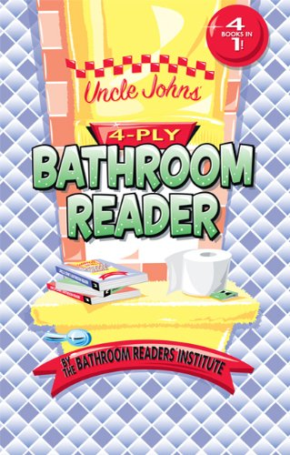 Uncle John's 4-Ply Bathroom Reader