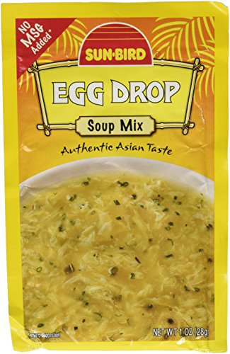 Sunbird Mix Soup Egg Drop - Egg Mix