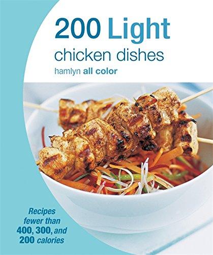 200 Light Chicken Dishes (Hamlyn All - Light Calories Ranch