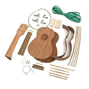 stewmac build your own soprano ukulele kit musical instruments. Black Bedroom Furniture Sets. Home Design Ideas