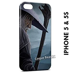 Carcasa Funda iPhone 5/5S Gandalf The Lord of the Rings Protectora Case Cover