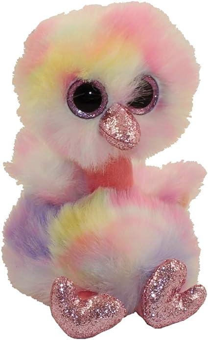 Alaska Stuffed Animals, Amazon Com Ty Beanie Boos 6 Avery The Osterich Perfect Plush Toys Games