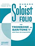 #10: Soloist Folio - Trombone/Baritone B.C. and Piano