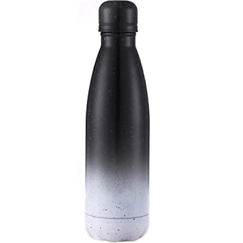 FLLH Coca Cola Botella de Agua Acero Inoxidable 304 Estrella ...