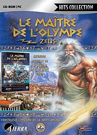zeus le maitre de lolympe windows 7