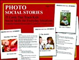 Photo Social Stories Social Situations Card Game, Dr. Lawrence Shapiro, 1588151328