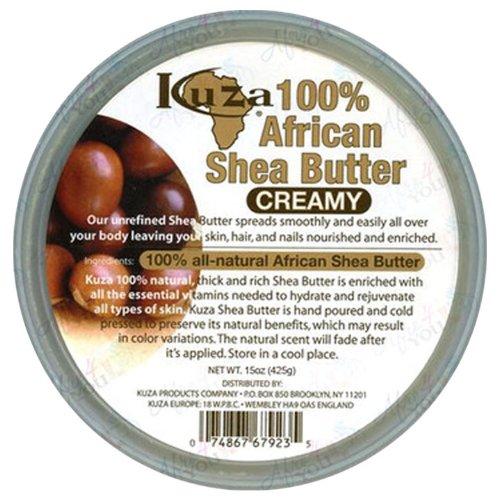 (Superior Shea Butter 100% Natural 1Lb (kuza 15oz))