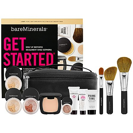Bare Escentuals, Bareminerals, Get Started Kit Light by Bare Escentuals