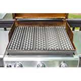 Replacement Grill Grates for Weber Genesis with GrateTool