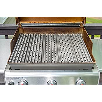 Amazon Com Grillgrates For Large Big Green Egg Grill