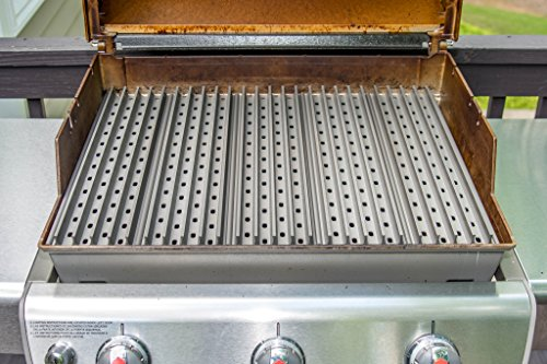 Grill Grates for the '07-'16 Weber (Custom Grill Grates)