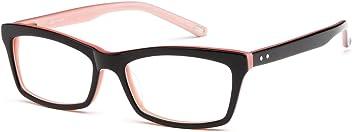 a70c6bfd351 Womens Glasses Frames Black Prescription Eyeglasses Rxable 51-16-135