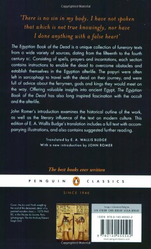 The Egyptian Book of the Dead (Penguin Classics) by Penguin Classics (Image #2)