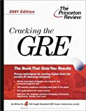 Cracking the GRE 2001, Princeton Review Staff and Karen Lurie, 0375756256
