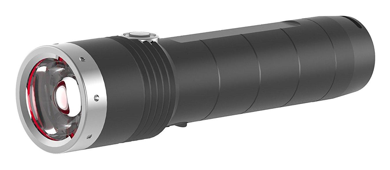 Led Lenser Taschenlampe LED schwarz Einheitsgröße ZWEIL|#Zweibrüder 500843