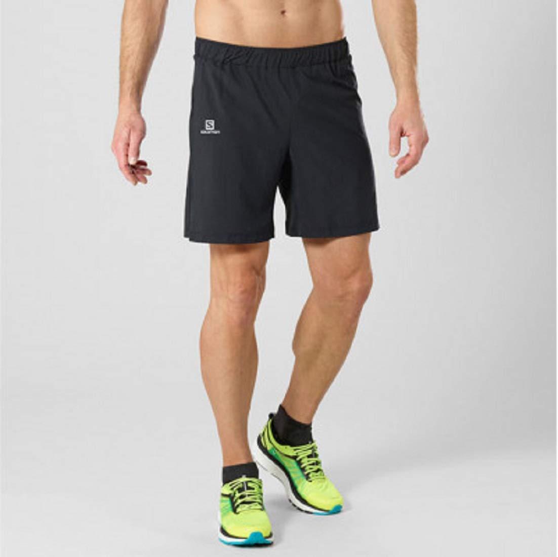SALOMON Herren Lauf-Shorts Agile 7 Short M