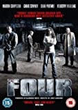 Four (Region 2 DVD import)