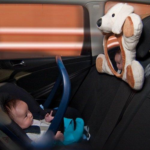 Sun Little LUCA Baby Auto Sicherheit Spiegel