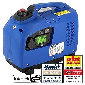 Generatoren Test -