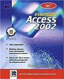 Essentials: Access 2002 (Level 1)