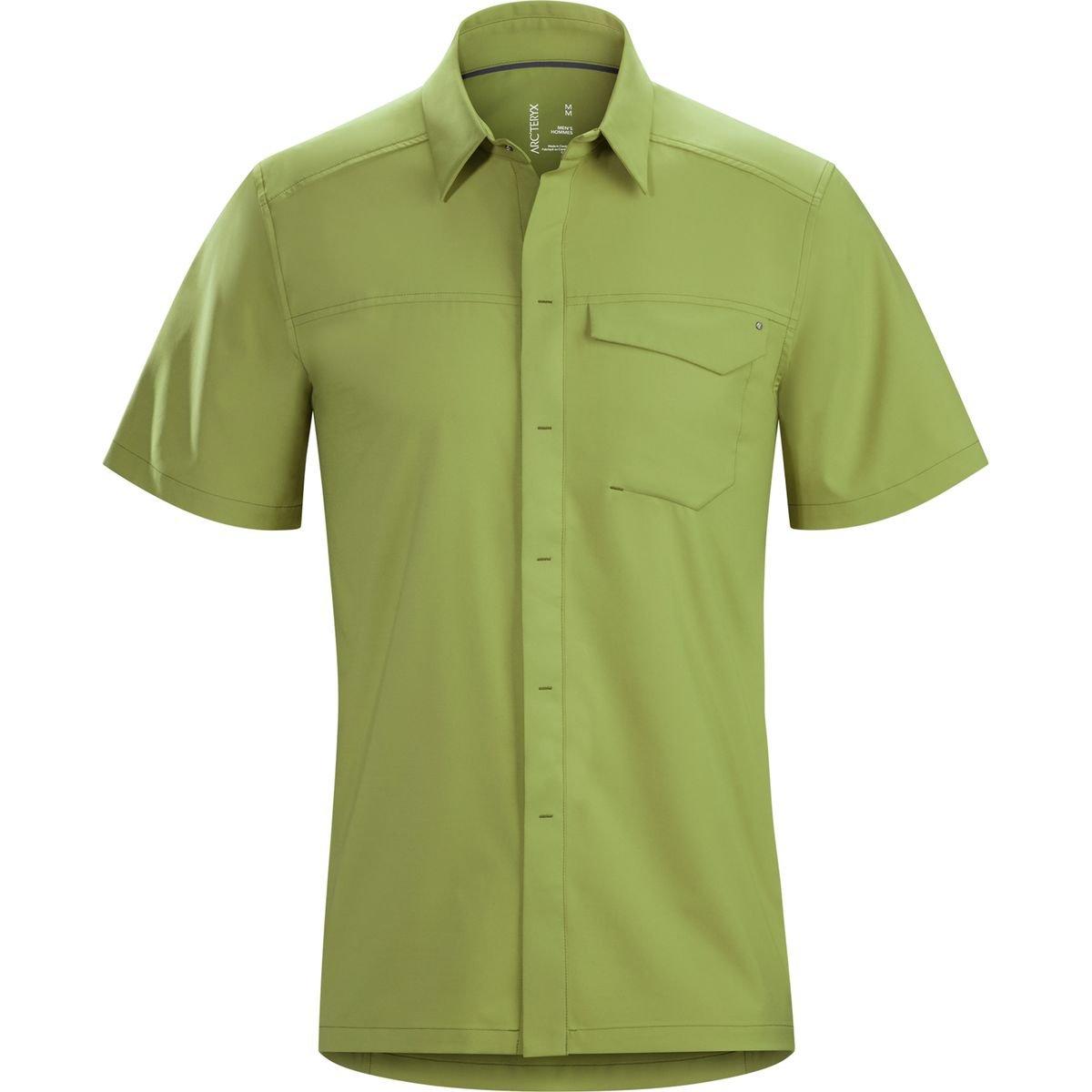 ARC'TERYX(アークテリクス) Skyline SS Shirt Men'sスカイライン シャツ メンズ 19076 B01GFNB3KG X-Large|アザミ アザミ X-Large