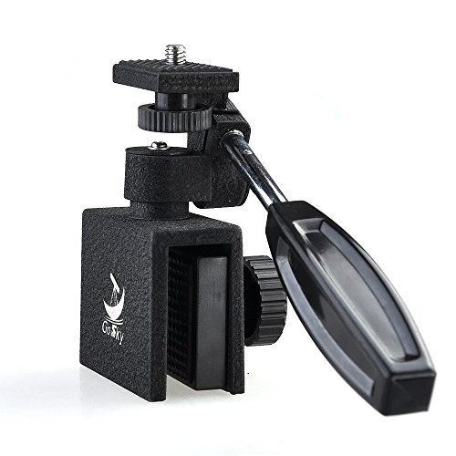 Gosky Adjustable Vehicle Car Window Mount - Binocular Window Mount - Spotting Scope Window Mount