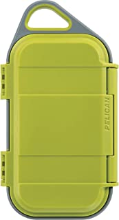 product image for Pelican Go Case G40 - Waterproof Case (Lime/Grey)