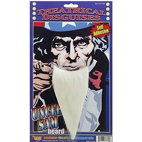 Forum Novelties Uncle Sam Beard