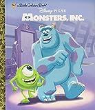 img - for Monsters, Inc. Little Golden Book (Disney/Pixar Monsters, Inc.) book / textbook / text book