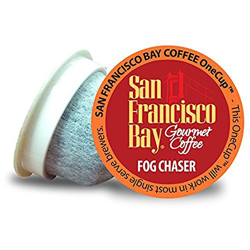 San Francisco Bay Coffee OneCup 72 ct. Fog Chaser