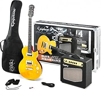 "Epiphone by Gibson Slash ""AFD Les Paul Special de II Performance Pack –"