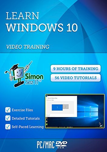 Learn Windows 10 the Easy Way Video Training