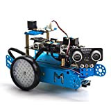 OLS Servo Pack Aluminum Extrusion Move with Legs Learning Programming Promote Creativity for Kids - Blue + Black