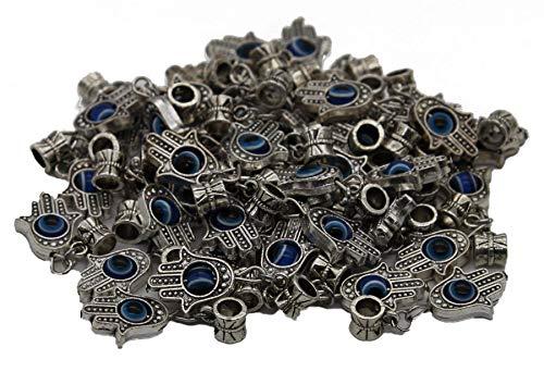 Vibrant Necklace Hamsa (DIY lot of 25 HAMSA HAND