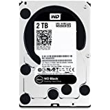 WD Black 2TB Performance Desktop Hard Disk Drive - 7200 RPM SATA 6 Gb/s 64MB Cache 3.5 Inch - WD2003FZEX (Certified Refurbished)