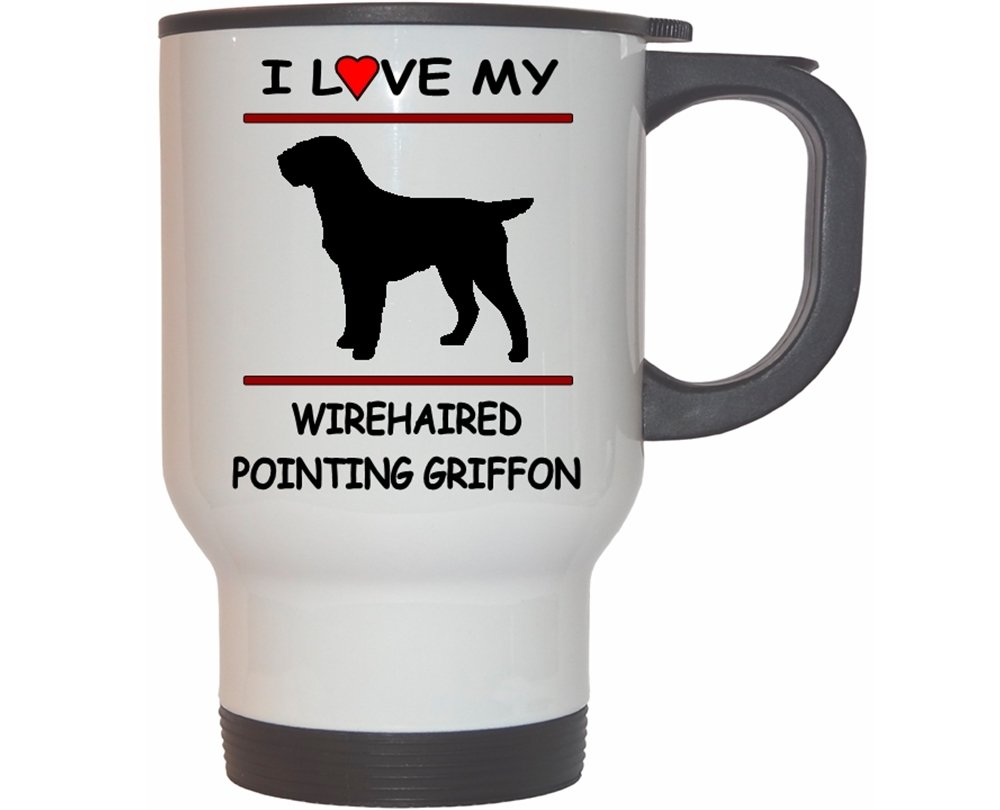 Perfect Bohemian Wirehaired Pointing Griffon Embellishment ...