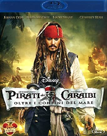 pirati dei caraibi oltre i confini del mare gratis