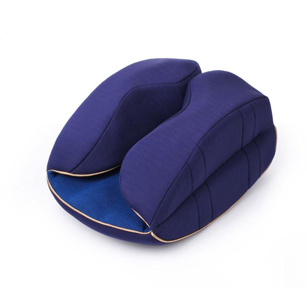 LAD-I Ergonomisches Design Memory Travel Kissen Unterstützung Für Büro, Flugzeuge, Zimmer, Schule, Camping