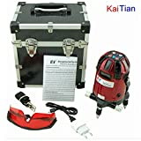 Kaitian Red 8 lines Self Leveling Rotating Laser