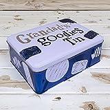 The Bright Side Grandads Goodies / Treat Tin - New Design