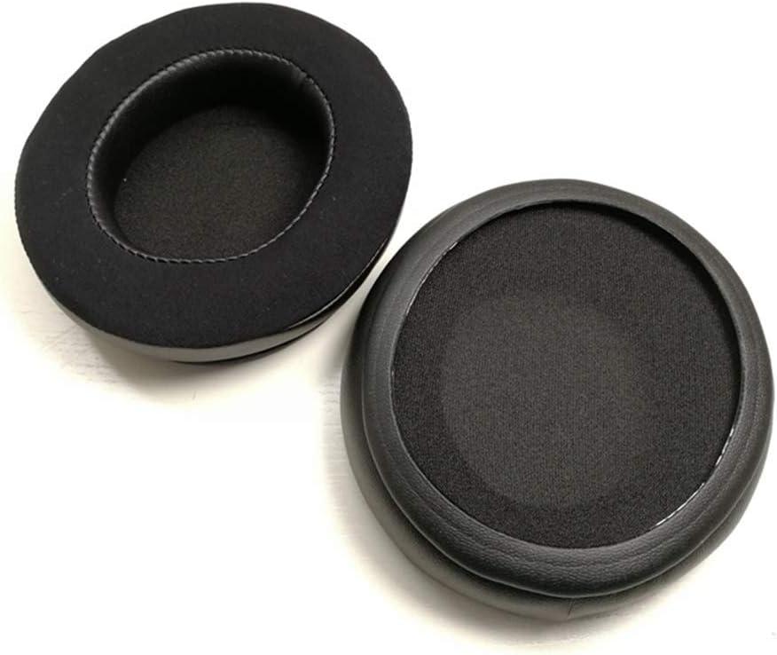 Xingsiyue Black Replacement Ear Pads Cushions for Razer Nari//Nari Ultimate//Nari Essential