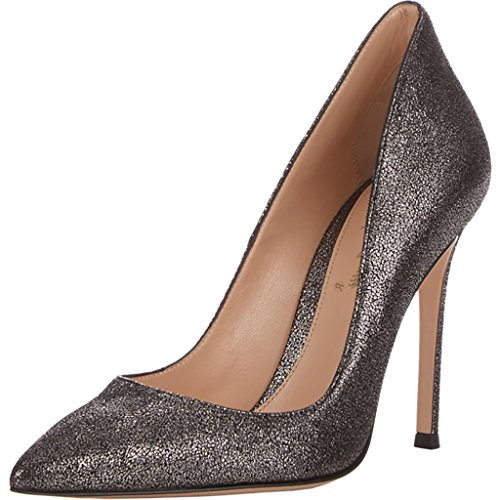 Glitter Cone Heels - 9