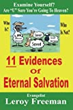 11 Evidences of Eternal Salvation, Leroy Freeman, 1477561994